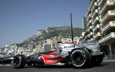 F1 Monaco wallpaper