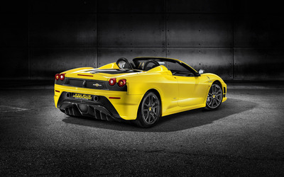 Ferrari 430 Scuderia Spider 16M wallpaper