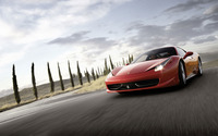 Ferrari 458 Italia [6] wallpaper 2560x1600 jpg