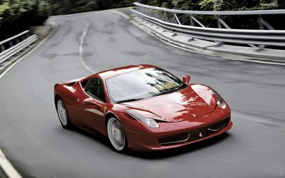 Ferrari 458 Italia [4] wallpaper