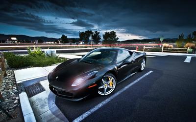 Ferrari 458 Italia [8] wallpaper