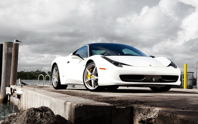 Ferrari 458 Italia [15] wallpaper