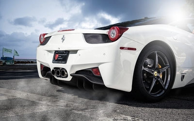 Ferrari 458 Italia [12] wallpaper
