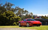 Ferrari 458 Italia [21] wallpaper 1920x1200 jpg