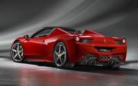 Ferrari 458 Italia [2] wallpaper 1920x1200 jpg