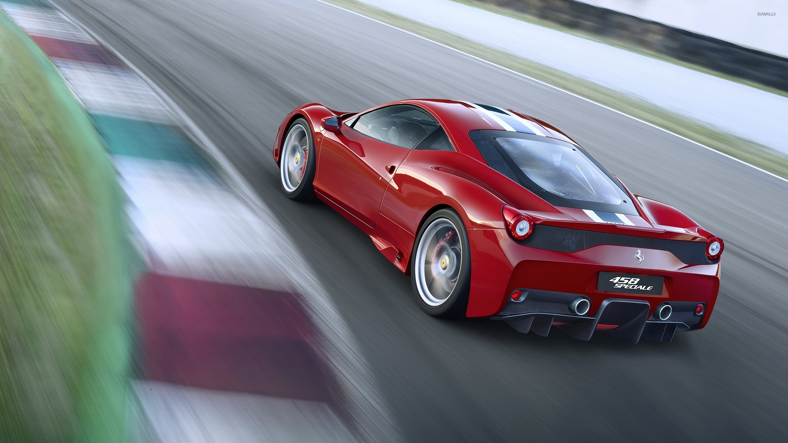 Ferrari 458 Speciale 8 Wallpaper Car Wallpapers 30905