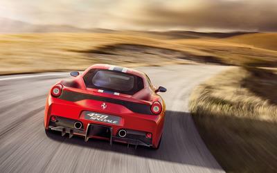 Ferrari 458 Speciale [3] wallpaper