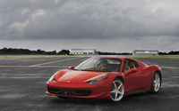 Ferrari 458 Spider wallpaper 1920x1200 jpg