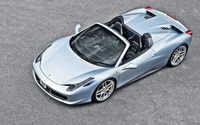 Ferrari 458 Spider [6] wallpaper 2560x1600 jpg