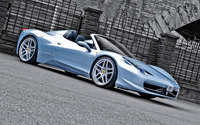Ferrari 458 Spider [5] wallpaper 2560x1600 jpg