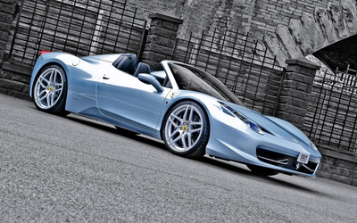 Ferrari 458 Spider [5] wallpaper