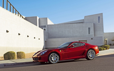 Ferrari 599 GTB Fiorano [2] wallpaper