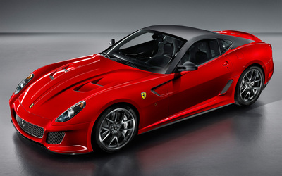 Ferrari 599 GTO wallpaper