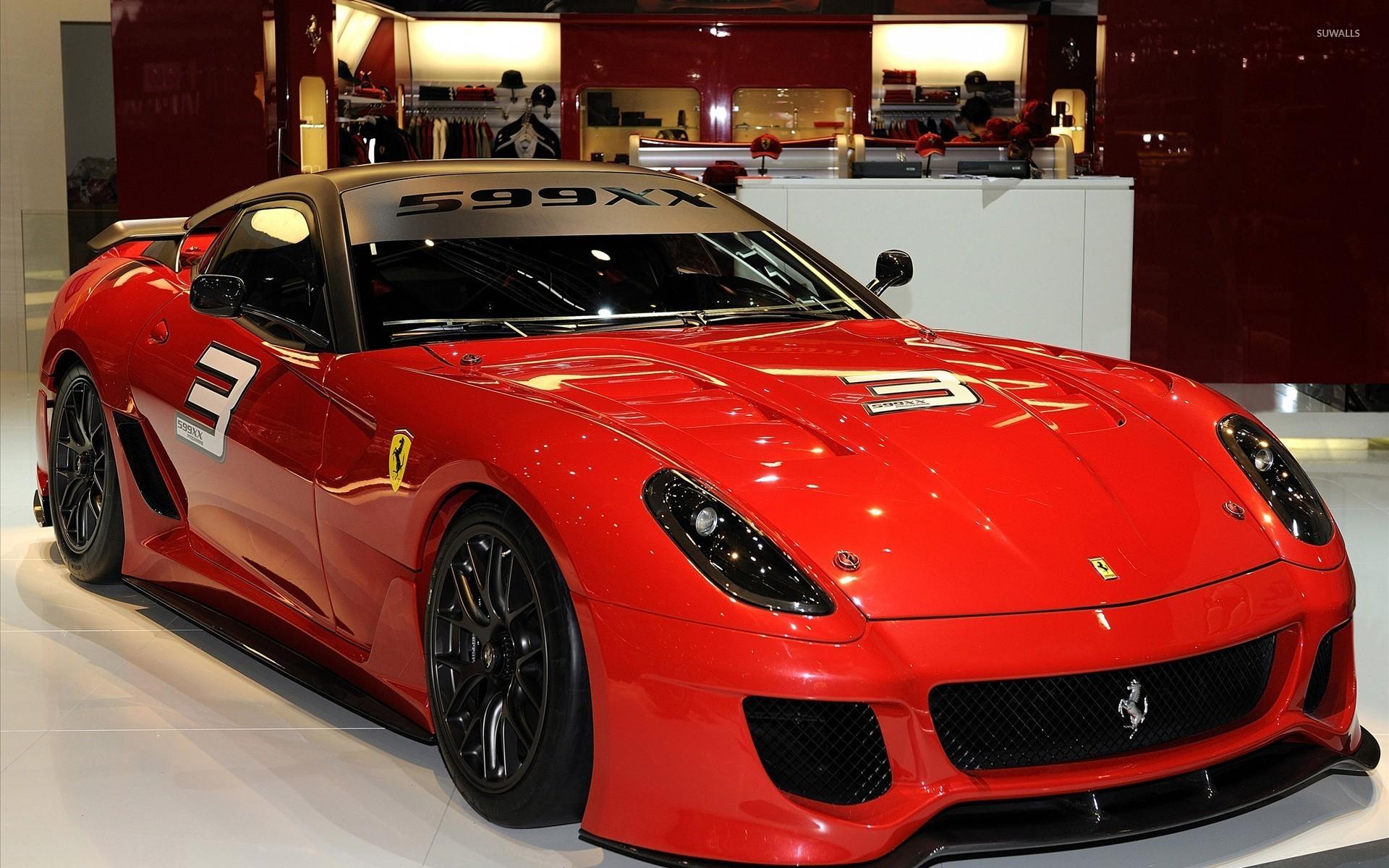 Ferrari 599xx Wallpaper Car Wallpapers 34996
