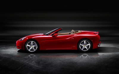 Ferrari California [2] wallpaper
