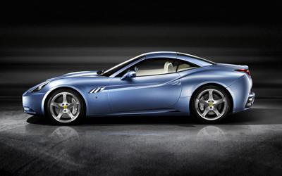 Ferrari California [3] wallpaper