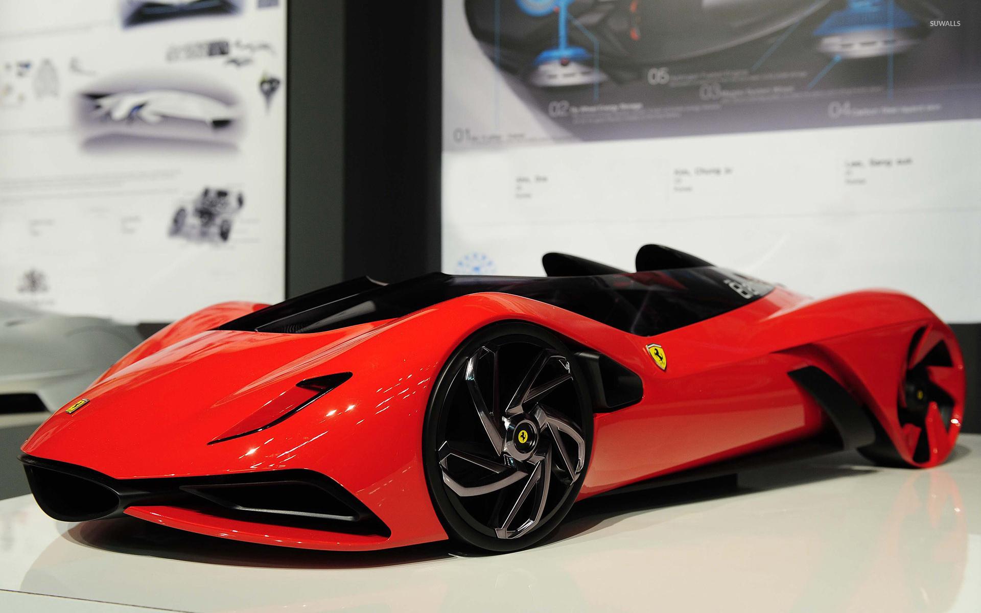 Ferrari Concept Wallpaper Car Wallpapers 33127
