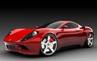 Ferrari Dino Concept wallpaper 1920x1200 jpg