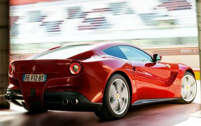 Ferrari F12berlinetta [2] wallpaper