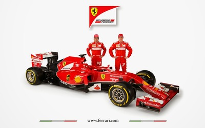 Ferrari F14 T [2] wallpaper