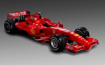 Ferrari F2007 wallpaper