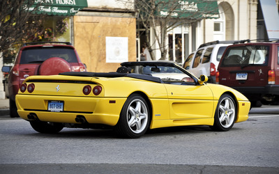 Ferrari F355 [3] wallpaper