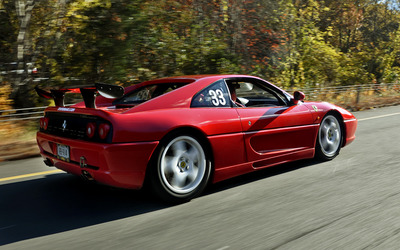Ferrari F355 [2] wallpaper