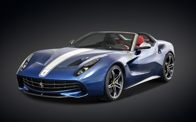 Ferrari F60 America wallpaper