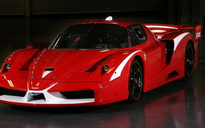 Ferrari FXX wallpaper