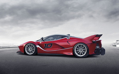 Ferrari FXX-K [4] wallpaper