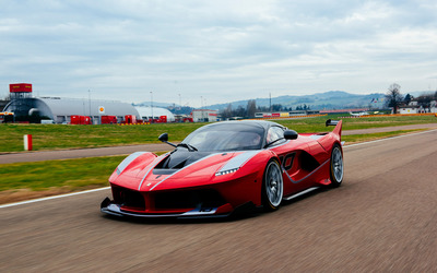 Ferrari FXX-K [6] wallpaper