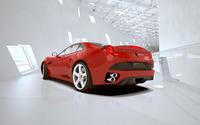 Ferrari GRF F concept wallpaper 1920x1080 jpg