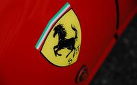 Ferrari logo wallpaper 1920x1200 jpg