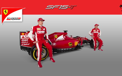 Ferrari SF15 T [2] wallpaper