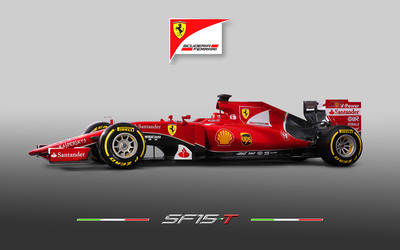 Ferrari SF15-T wallpaper