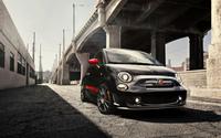 Fiat 500 wallpaper 1920x1200 jpg