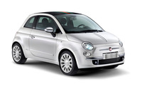 Fiat 500 Cabrio Gucci wallpaper 1920x1200 jpg