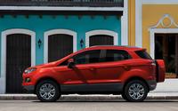Ford EcoSport Titanium side view wallpaper 2880x1800 jpg