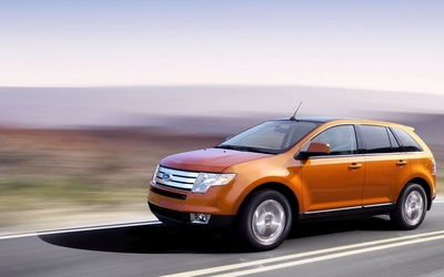 Ford Edge [2] wallpaper
