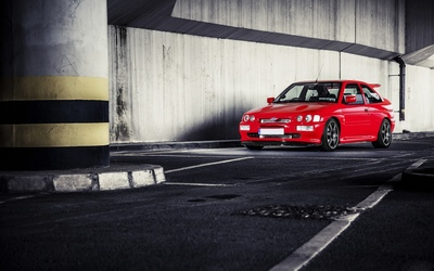 Ford Escort RS Cosworth wallpaper