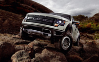 Ford F-150 SVT Raptor [2] wallpaper 1920x1200 jpg