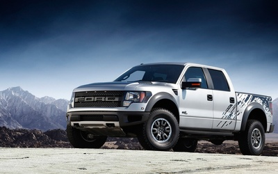 Ford F-150 SVT Raptor [3] wallpaper