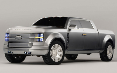 Ford F-250 Super Chief wallpaper