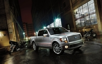 Ford F150 wallpaper 1920x1200 jpg