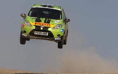 Ford Fiesta RS WRC wallpaper