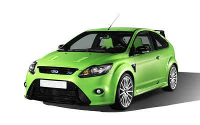 Ford Focus RS [2] wallpaper