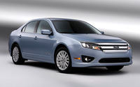 Ford Fusion Hybrid wallpaper 1920x1200 jpg