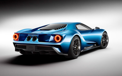 FORD GT [10] wallpaper