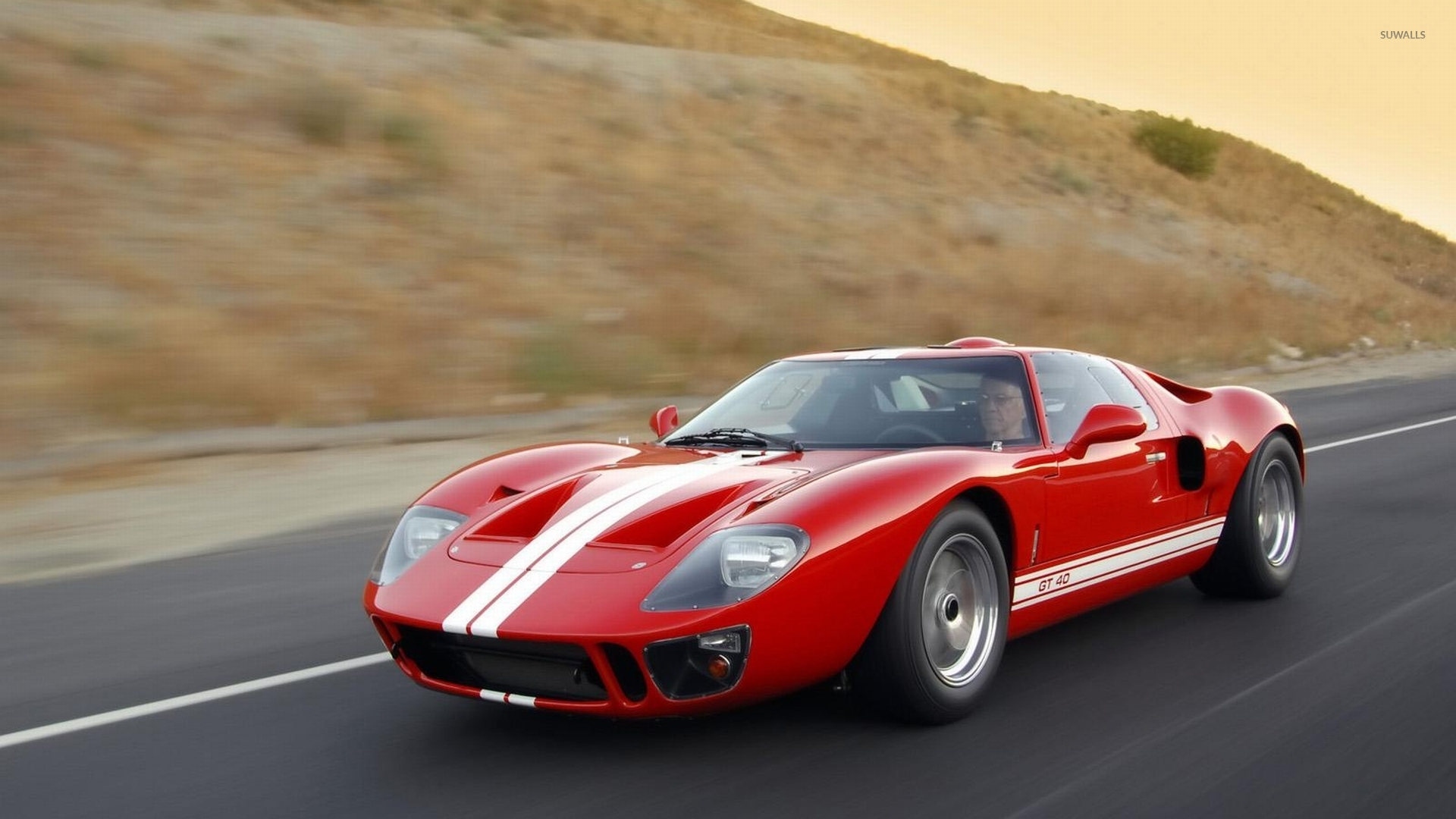 Ford GT40 wallpaper - Car wallpapers