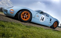 Ford GT40 [2] wallpaper 2560x1600 jpg